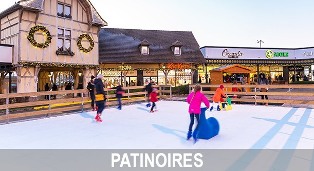 location patinoire synthétique